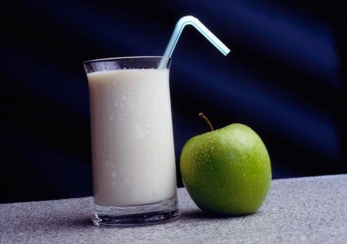 Диета Яблочная Молочная.