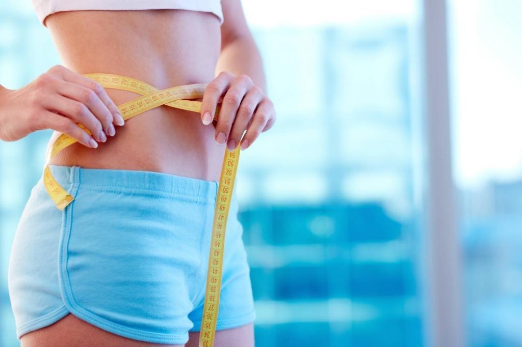 как дома сбросить вес