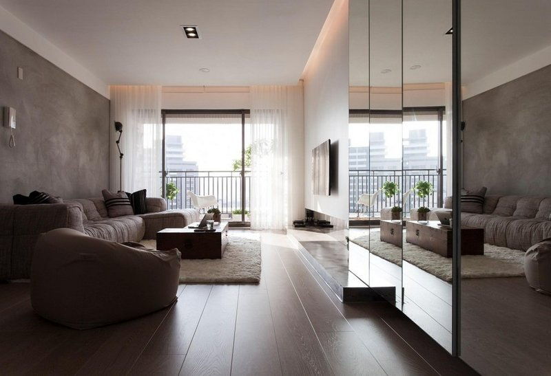 Стиль минимализм в интерьере: кухня, гостиная, спальня и ванная Дизайн интерьера в стиле минимализм