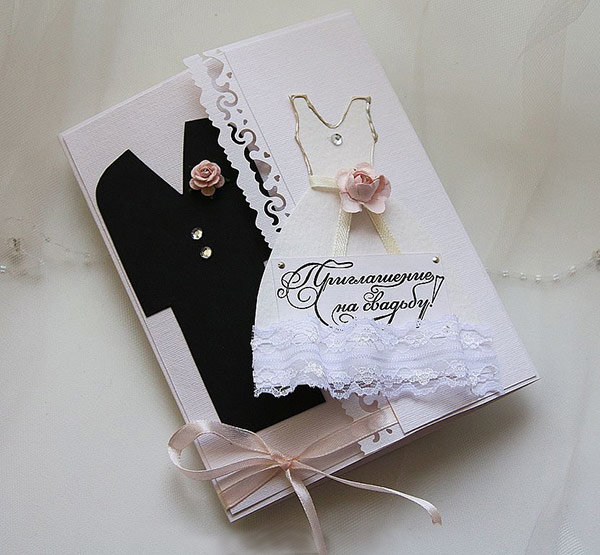 Открытка жених невеста фото
