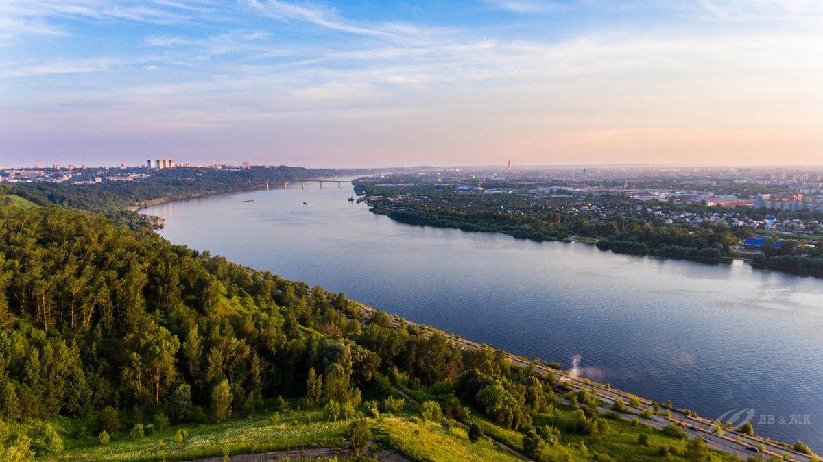 Нижний Новгород В городе N