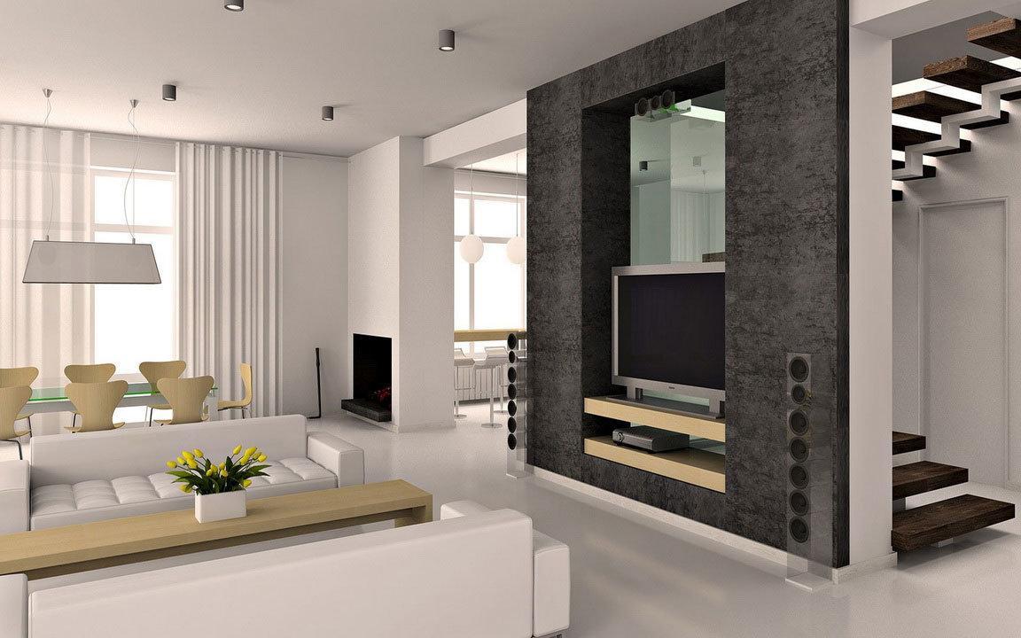"""desain interior rumah mewah minimalis modern :: desain rumah"""" — card"""