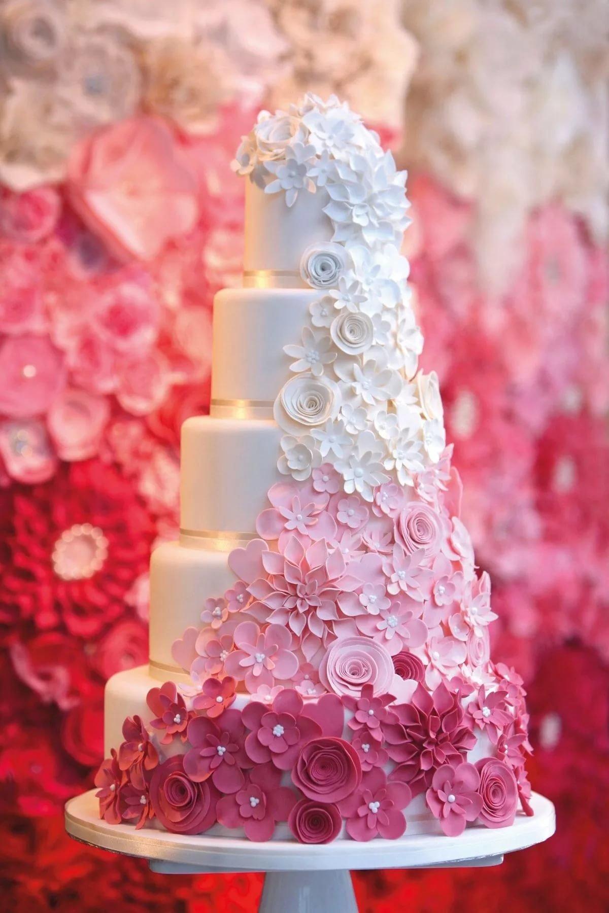 свадебный торт рецепты с фото яблоня это