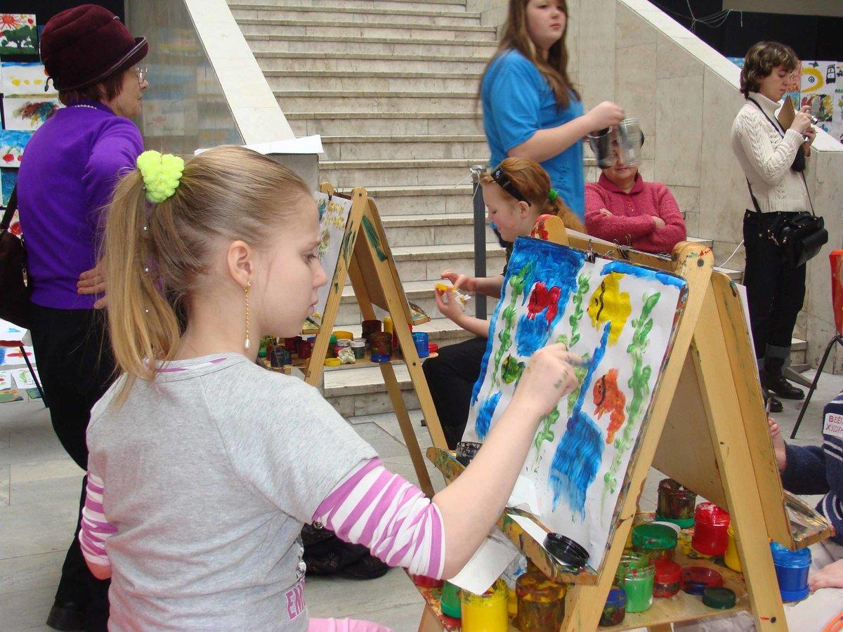 Картинки нарисованные детки