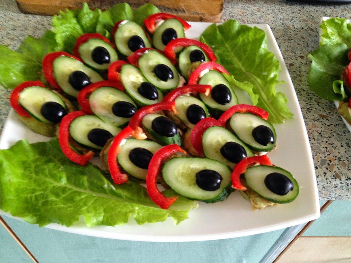 салаты и закуски недорогие и вкусные