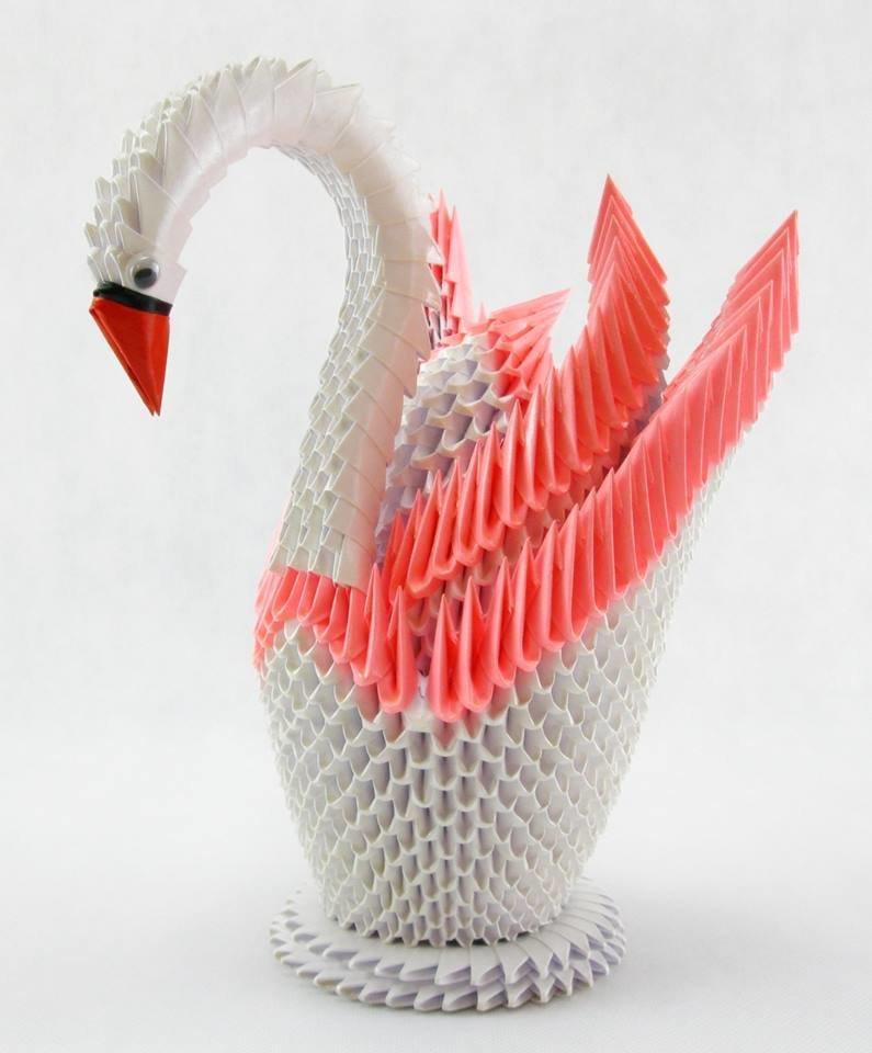 картинки по модульному оригами функциональный аксессуар
