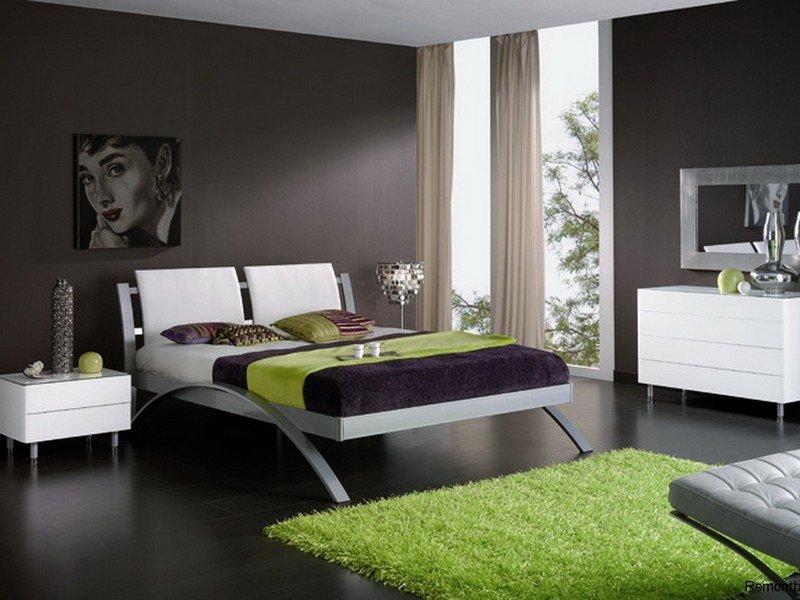 Стиль минимализм в интерьере: кухня, гостиная, спальня и ванная Дизайн спальни минимализм фото