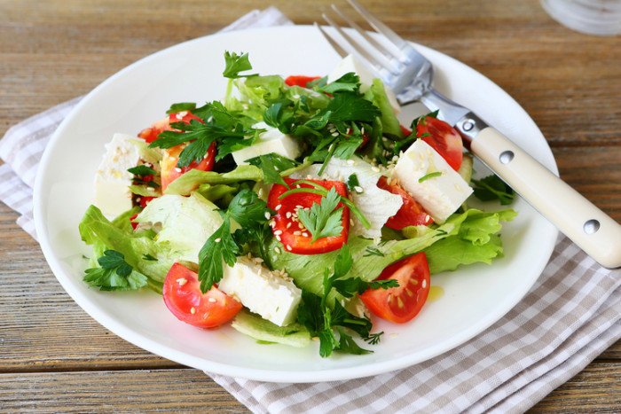 Рецепт салата простой но оригинальный