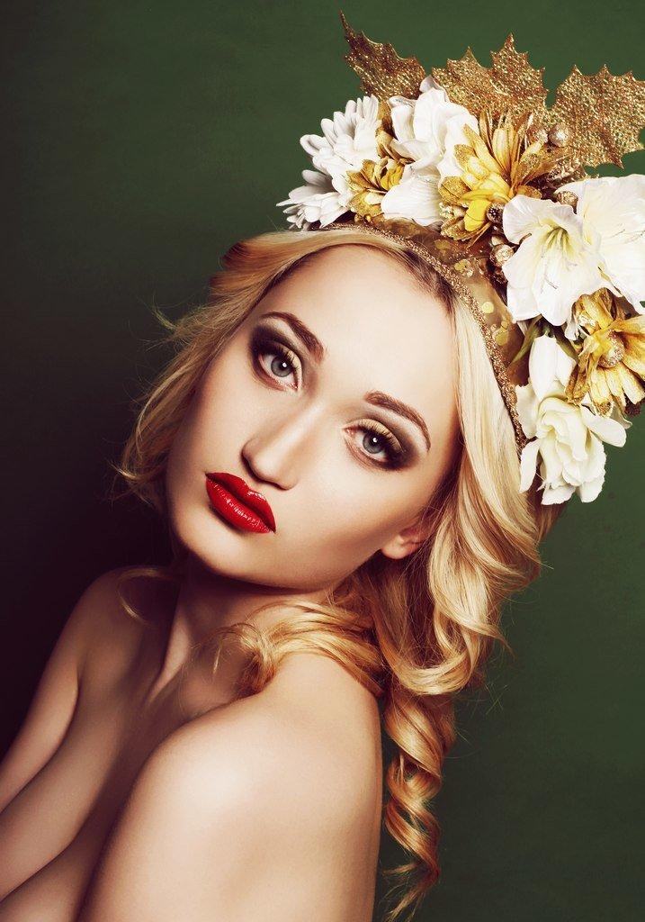 Какой макияж сделать на фотосессию самой