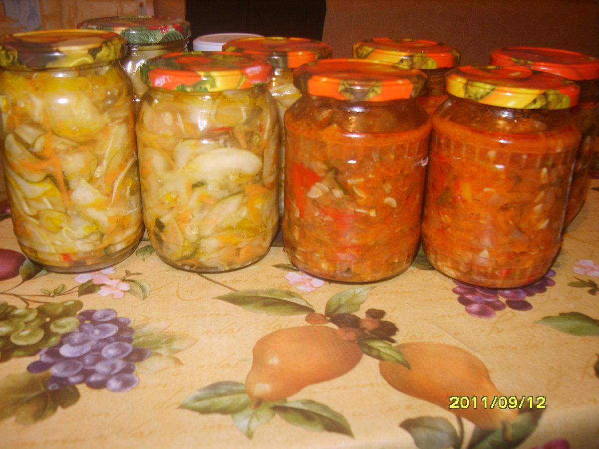 Vendanny - авг 1st, категории: салаты из кабачков.