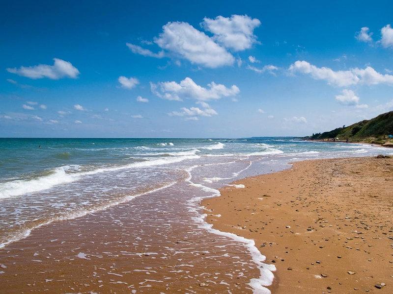 Тур на азовское море