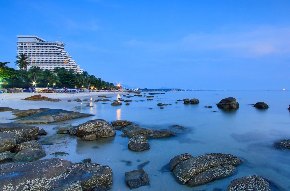 Картинки курорт хуа хин