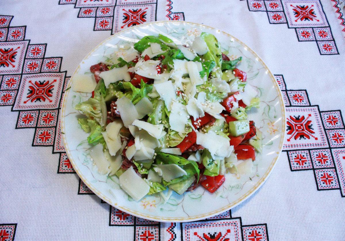 Салаты кулинария простые