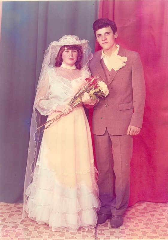 Свадьбы в 80 годов 67