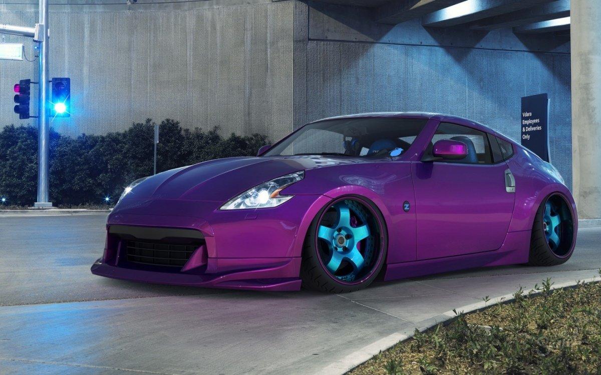 предприятии красивые картинки с фиолетовым цветом дрифт нее