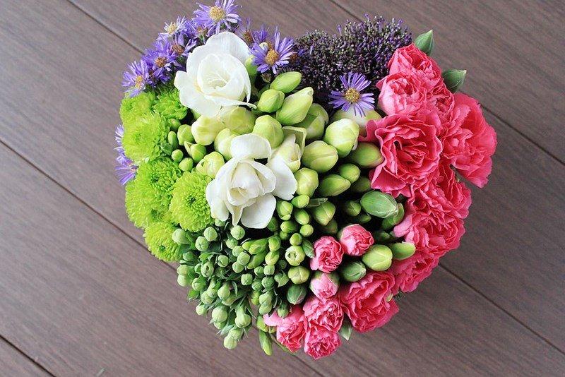 Красивые видео картинки цветов