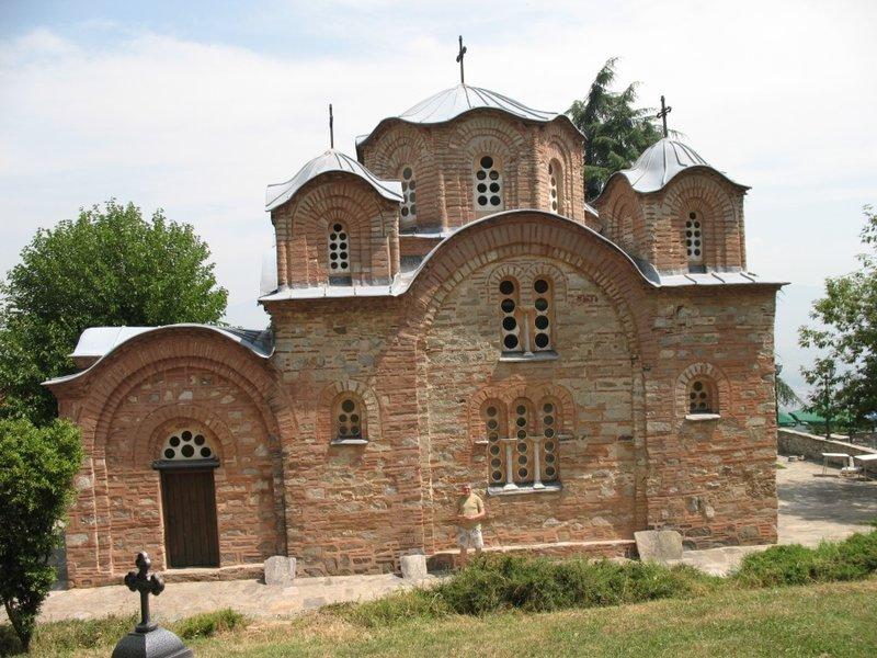 Монастырь Св. Пантелеймона