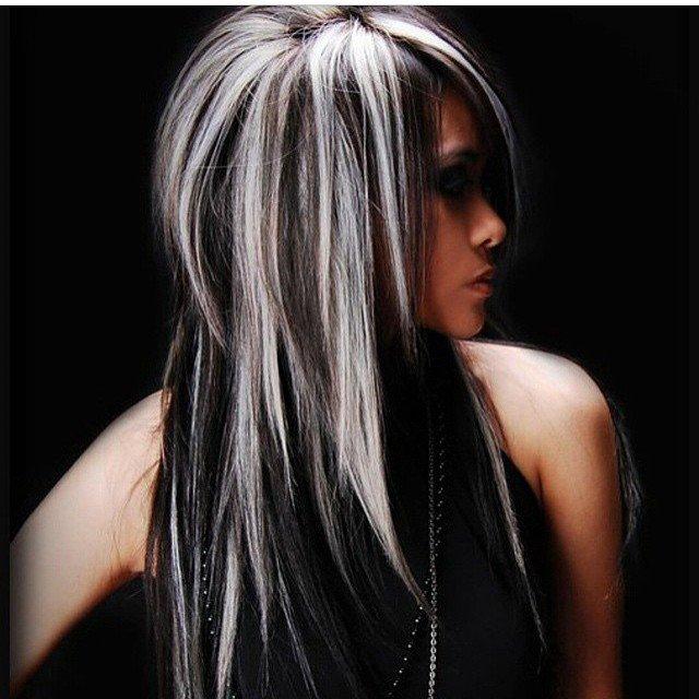 тех, кто как покрасить мелированные волосы в темный цвет бизнес страницу