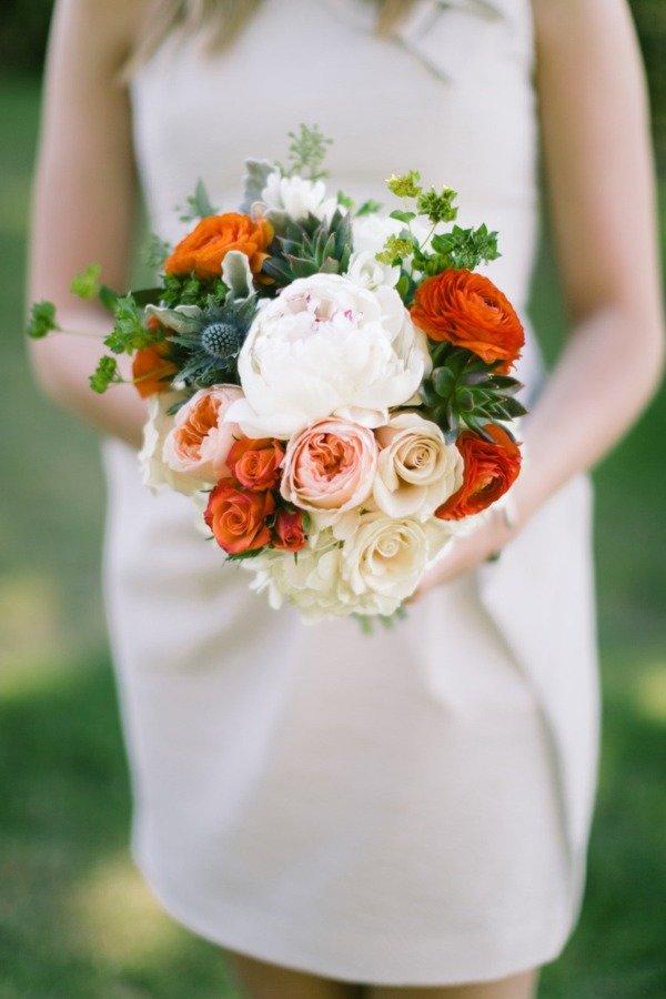 Цветов, лучший летний свадебный букет