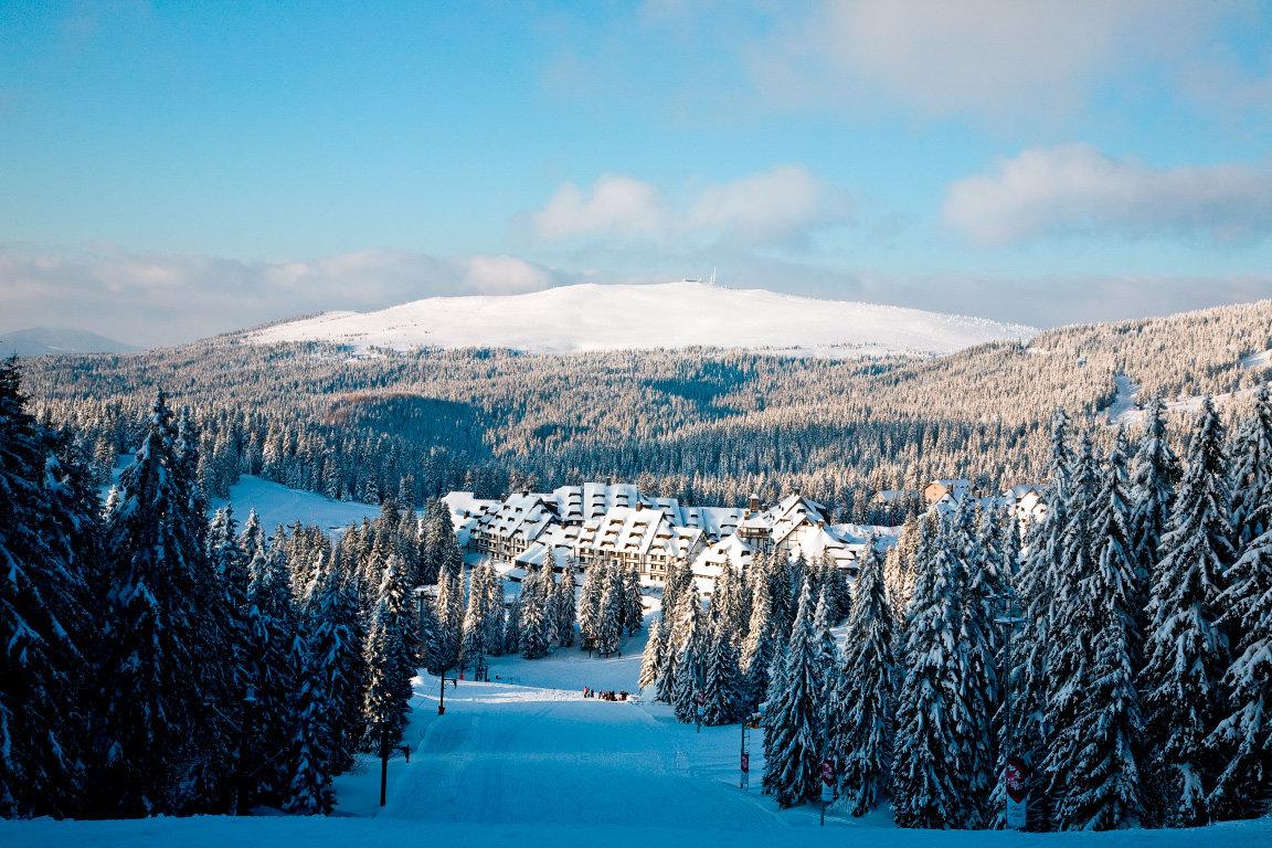 копаоник сербия зимой фото
