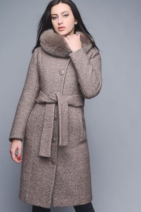 Самое теплое зимнее пальто