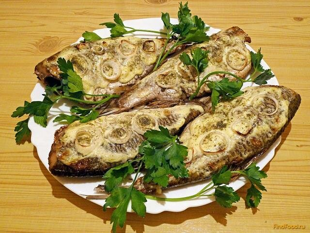 Блюда из речной рыбы рецепты с фото