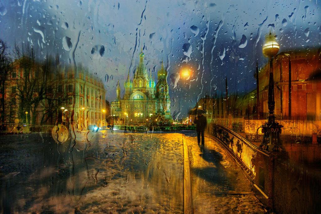 Картинки в петербурге дожди