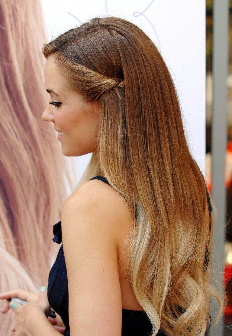 Какой цвет волос подойдет смуглым
