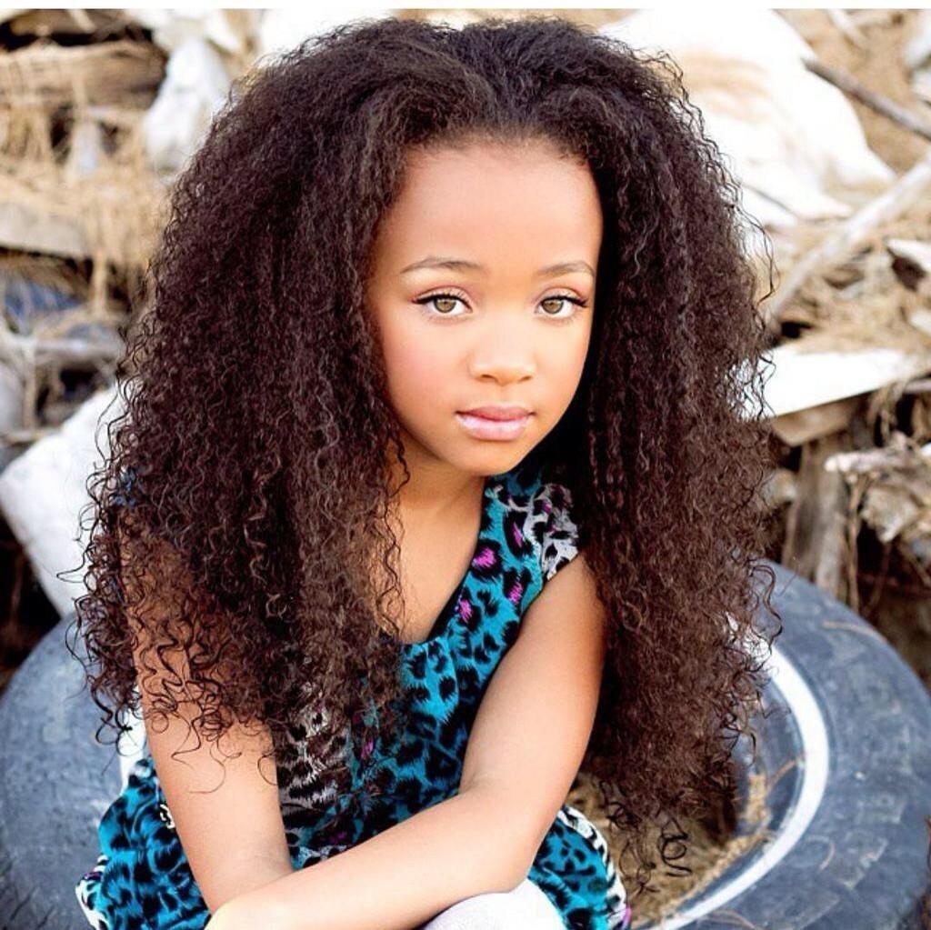 Cute mixed black girl ftv beautiful