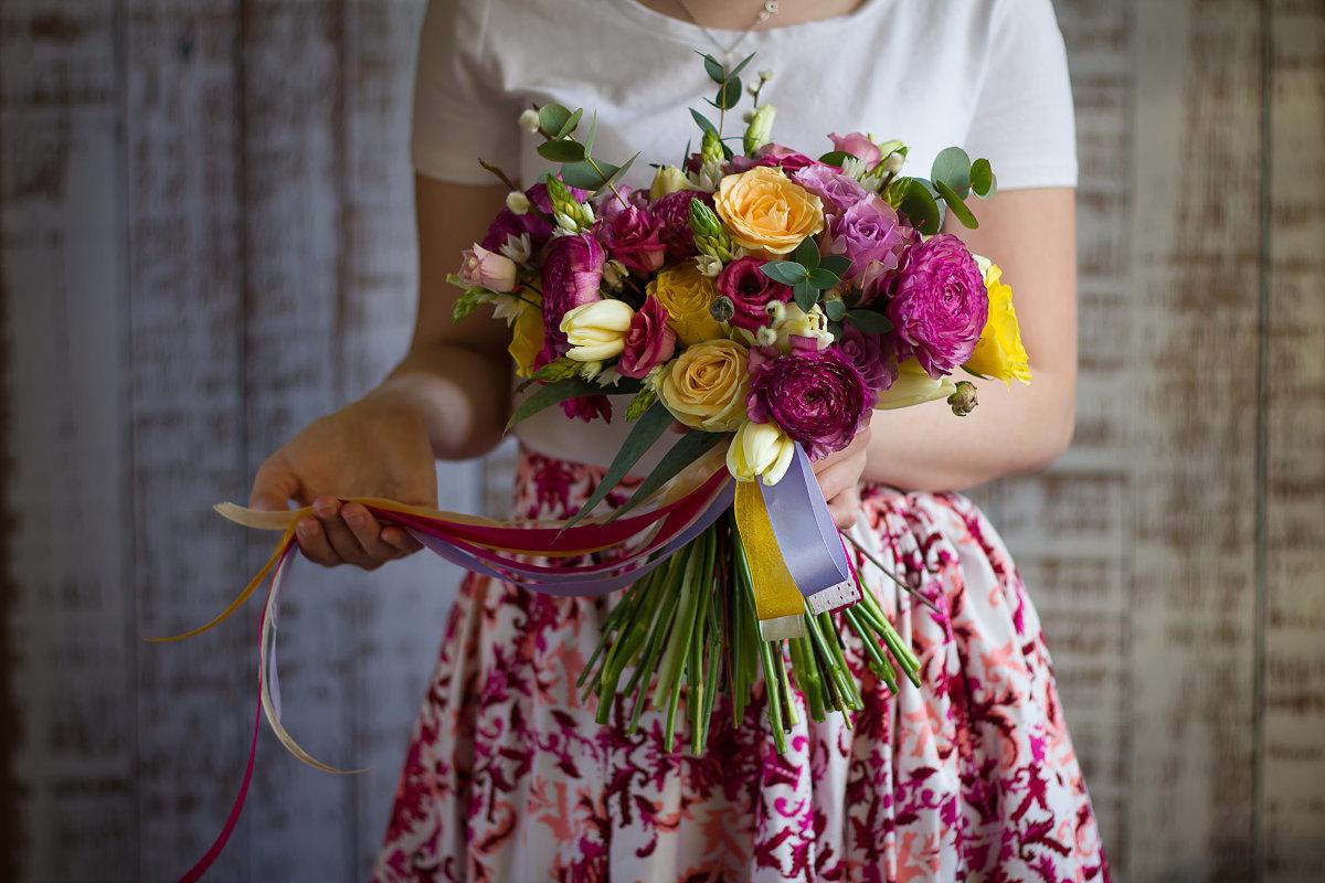 Гортензия, цветы на заказ в королеве