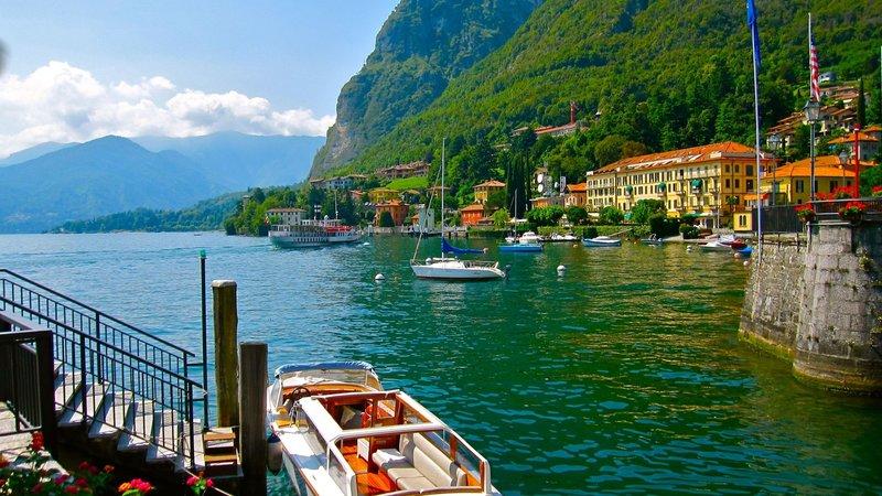 Италия, размер: 1366x768 пикселей