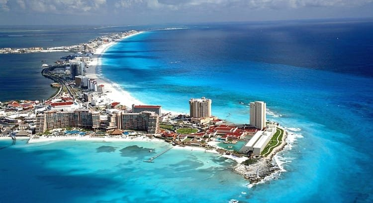 a narrative of our trip to cancun in mexico