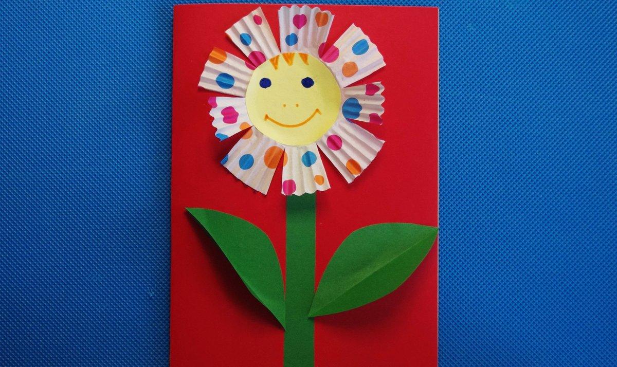 Картинки приколы, открытки с днем рождения своими руками с детьми 3-4 лет