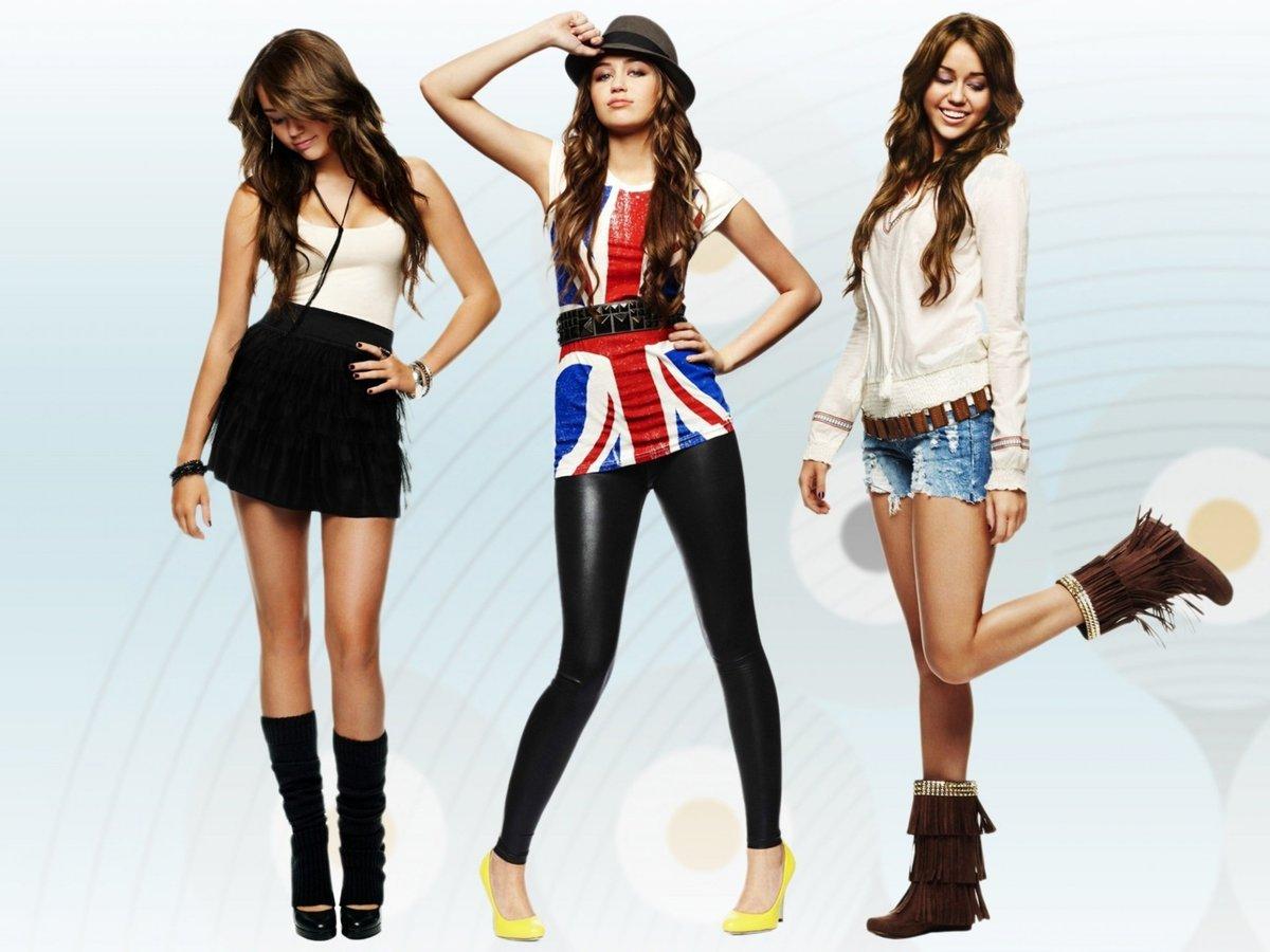 Teen fashion — 3
