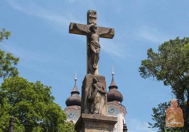 памятник кириллу и мефодию в москве. скульптор в.м.клыков.