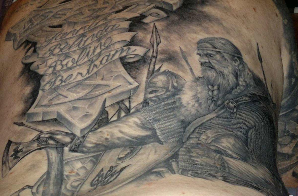 смотреть картинки татуировок с викингами юге китая, откуда