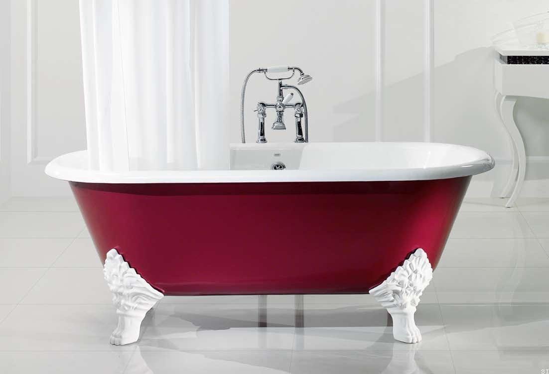 ванна чугунная купить в москве