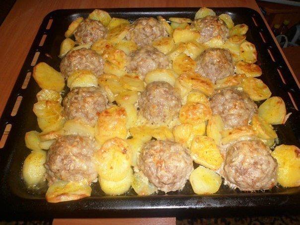 Что приготовить на обед быстро из картошки