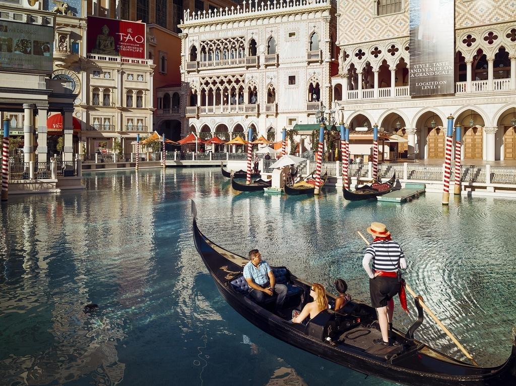Бронирование отеля The Venetian Resort-Hotel-Casino