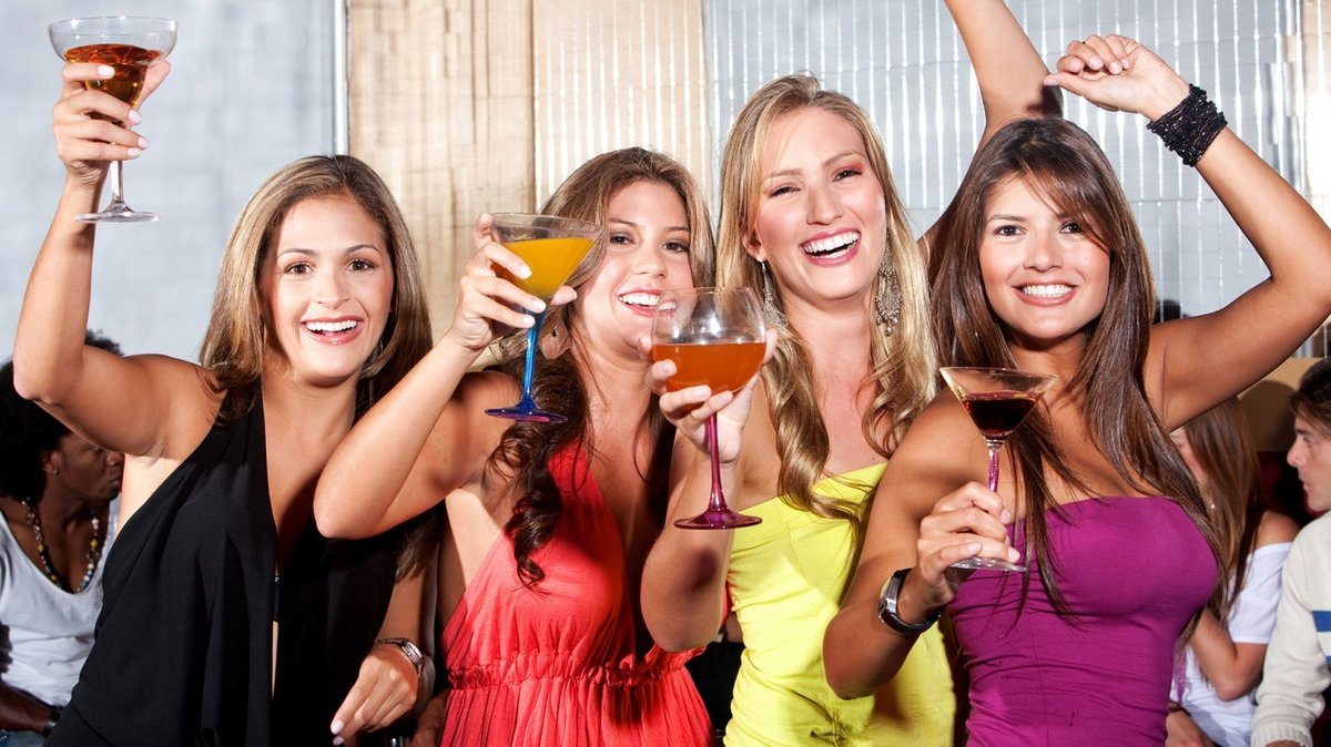 как отмечают девичник пьяные любом случае