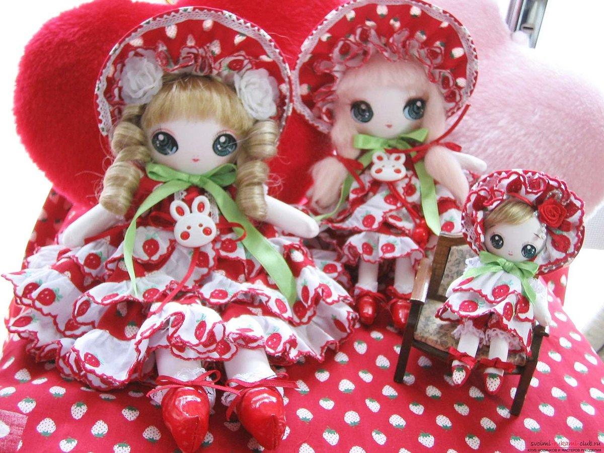 картинки шить для кукол натяжной