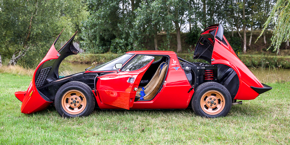"original lancia stratos hf stradale for sale"" — card from user"