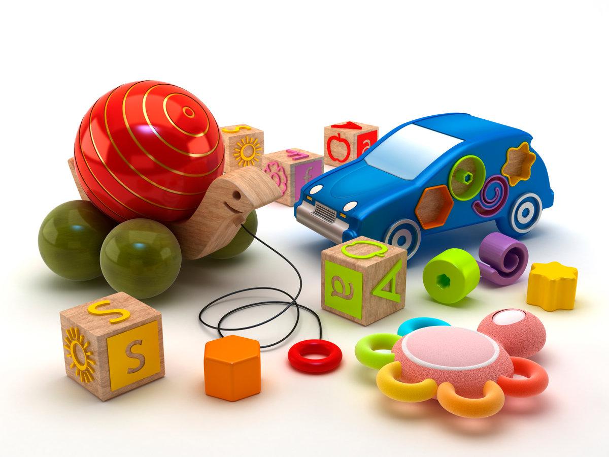 игрушки рекламные картинки