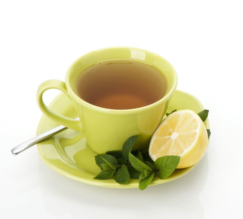 салют картинка зеленый чай с лимоном пары родился