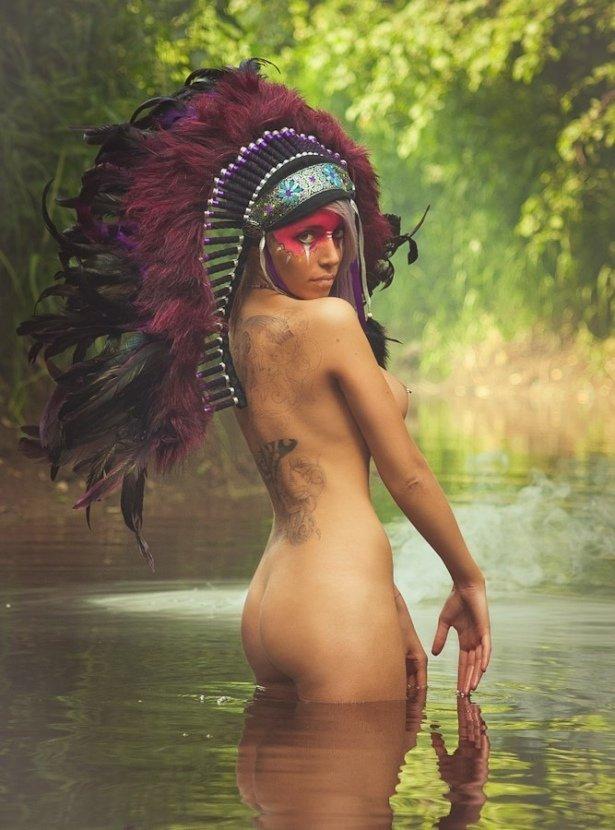 Голых индейцев фото 40303 фотография