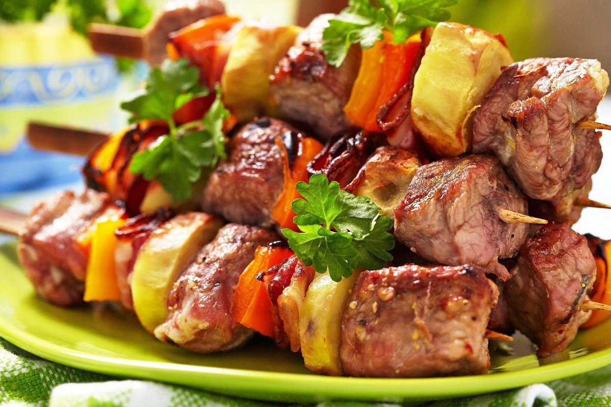 шашлыков баранины рецепт с фото из