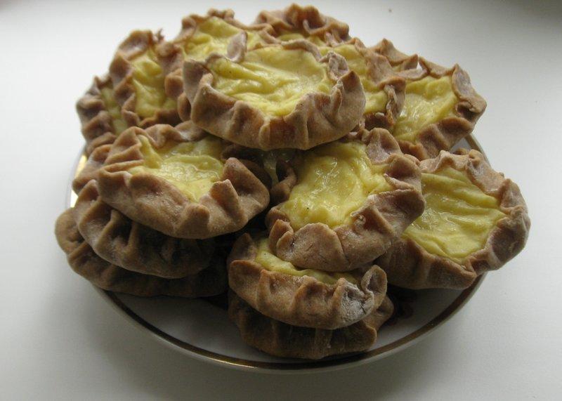 Калитки с картошкой из ржаной муки: пошаговый рецепт с фото 40