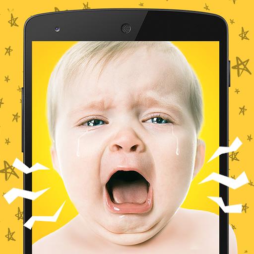 Как плачет ребенок звук
