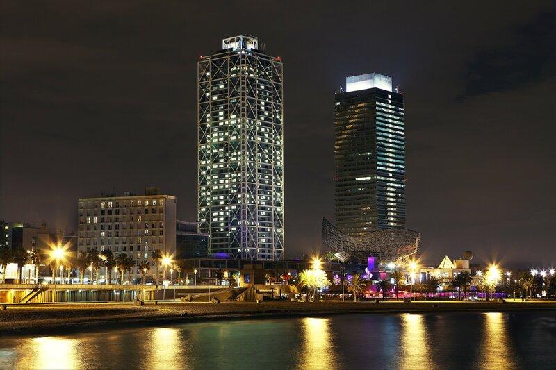 Отель. Барселона, Испания.