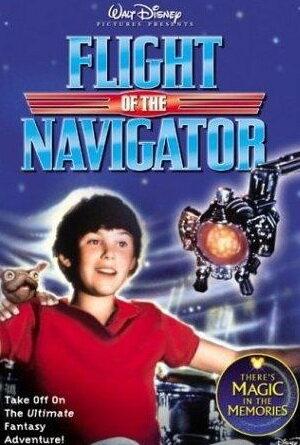 Полёт навигатора (США, 1986 год) смотреть онлайн